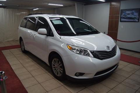 2012 Toyota Sienna for sale at Adams Auto Group Inc. in Charlotte NC