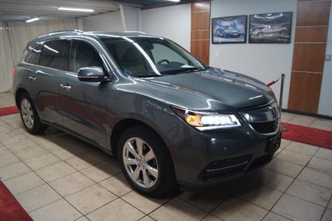 2016 Acura MDX for sale at Adams Auto Group Inc. in Charlotte NC