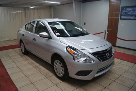 2019 Nissan Versa for sale at Adams Auto Group Inc. in Charlotte NC