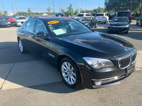 2015 BMW 7 Series for sale at Adams Auto Group Inc. in Charlotte NC