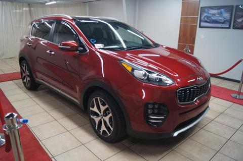 2017 Kia Sportage for sale at Adams Auto Group Inc. in Charlotte NC
