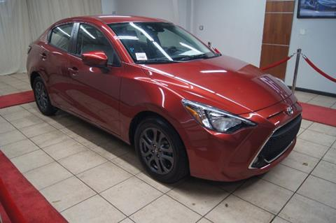 2019 Toyota Yaris for sale at Adams Auto Group Inc. in Charlotte NC