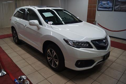 2017 Acura RDX for sale at Adams Auto Group Inc. in Charlotte NC