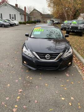 2016 Nissan Altima for sale at Adams Auto Group Inc. in Charlotte NC
