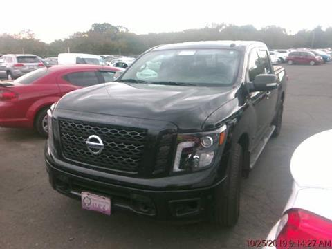 2018 Nissan Titan for sale in Charlotte, NC