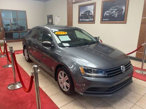 2015 Volkswagen Jetta for sale at Adams Auto Group Inc. in Charlotte NC