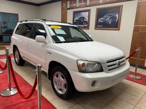 2005 Toyota Highlander for sale at Adams Auto Group Inc. in Charlotte NC