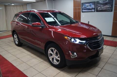 2019 Chevrolet Equinox for sale at Adams Auto Group Inc. in Charlotte NC