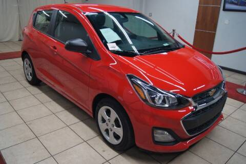 2019 Chevrolet Spark for sale at Adams Auto Group Inc. in Charlotte NC