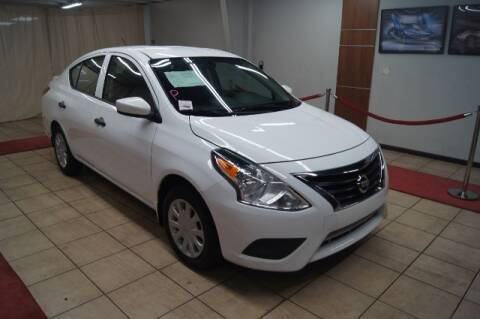2018 Nissan Versa for sale at Adams Auto Group Inc. in Charlotte NC