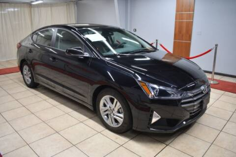 2019 Hyundai Elantra for sale at Adams Auto Group Inc. in Charlotte NC