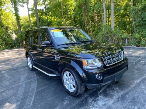 2015 Land Rover LR4 for sale at Adams Auto Group Inc. in Charlotte NC