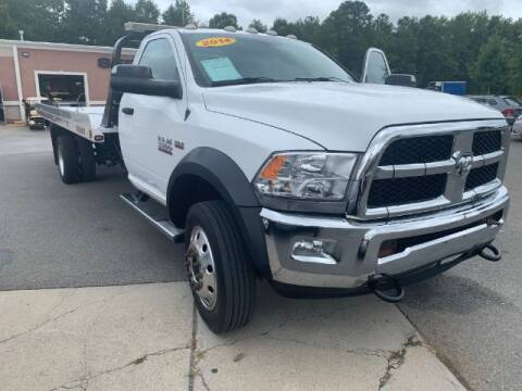 2014 RAM Ram Chassis 5500 for sale at Adams Auto Group Inc. in Charlotte NC
