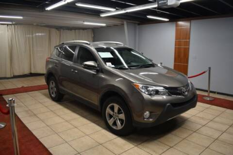 2015 Toyota RAV4 for sale at Adams Auto Group Inc. in Charlotte NC