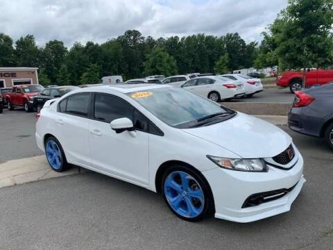 2014 Honda Civic for sale at Adams Auto Group Inc. in Charlotte NC