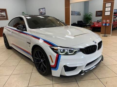 2019 BMW M4 for sale at Adams Auto Group Inc. in Charlotte NC