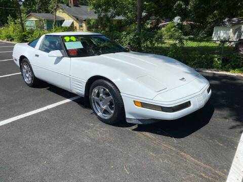 1994 Chevrolet Corvette for sale at Adams Auto Group Inc. in Charlotte NC