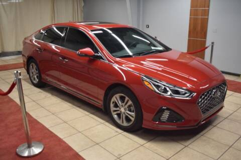 2019 Hyundai Sonata for sale at Adams Auto Group Inc. in Charlotte NC