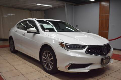 2018 Acura TLX for sale at Adams Auto Group Inc. in Charlotte NC
