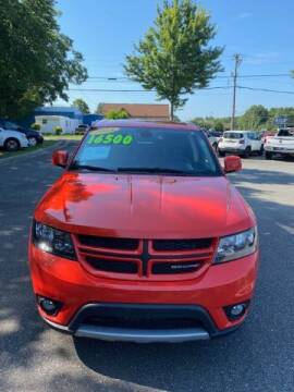 2018 Dodge Journey for sale at Adams Auto Group Inc. in Charlotte NC