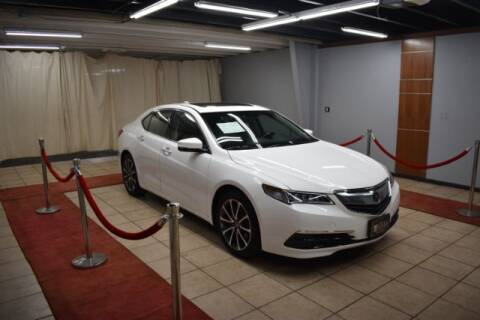 2017 Acura TLX for sale at Adams Auto Group Inc. in Charlotte NC