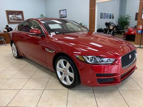 2017 Jaguar XE for sale at Adams Auto Group Inc. in Charlotte NC