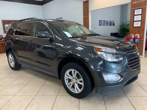 2017 Chevrolet Equinox for sale at Adams Auto Group Inc. in Charlotte NC