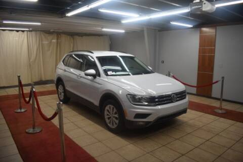 2018 Volkswagen Tiguan for sale at Adams Auto Group Inc. in Charlotte NC