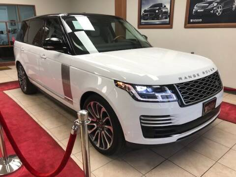2018 Land Rover Range Rover for sale at Adams Auto Group Inc. in Charlotte NC