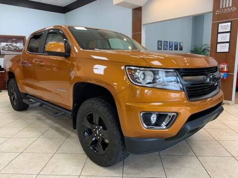 2017 Chevrolet Colorado for sale at Adams Auto Group Inc. in Charlotte NC