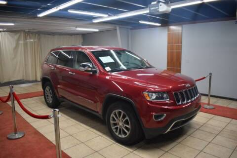 2014 Jeep Grand Cherokee for sale at Adams Auto Group Inc. in Charlotte NC
