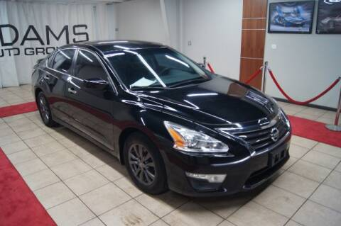 2015 Nissan Altima for sale at Adams Auto Group Inc. in Charlotte NC