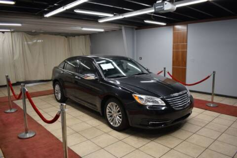 2011 Chrysler 200 for sale at Adams Auto Group Inc. in Charlotte NC