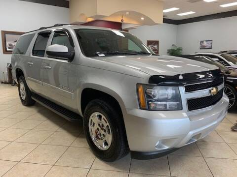 2011 Chevrolet Suburban for sale at Adams Auto Group Inc. in Charlotte NC
