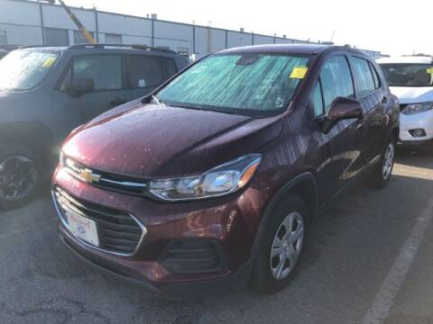 2017 Chevrolet Trax for sale at Adams Auto Group Inc. in Charlotte NC