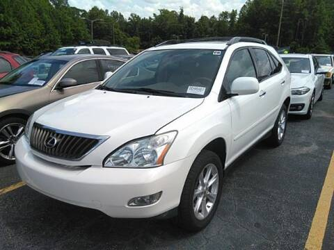 2009 Lexus RX 350 for sale at Adams Auto Group Inc. in Charlotte NC
