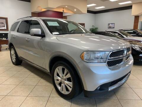 2012 Dodge Durango for sale at Adams Auto Group Inc. in Charlotte NC