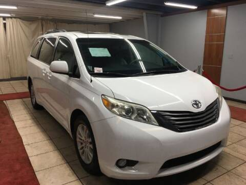 2013 Toyota Sienna for sale at Adams Auto Group Inc. in Charlotte NC