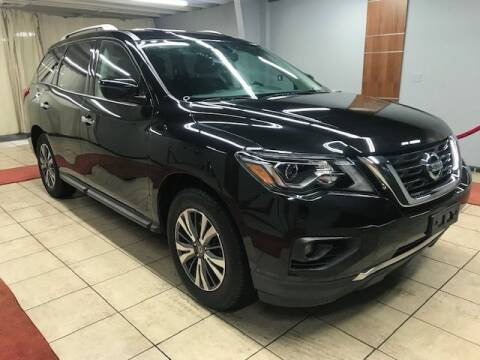 2018 Nissan Pathfinder for sale at Adams Auto Group Inc. in Charlotte NC
