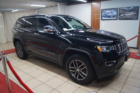 2017 Jeep Grand Cherokee for sale at Adams Auto Group Inc. in Charlotte NC