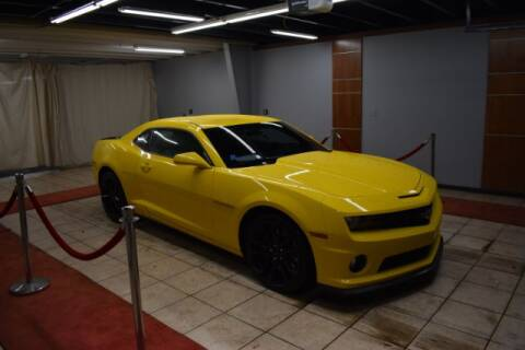 2013 Chevrolet Camaro for sale at Adams Auto Group Inc. in Charlotte NC