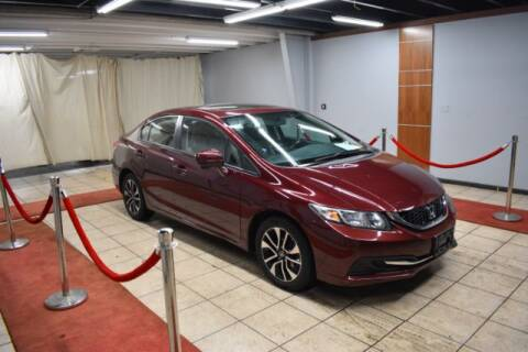 2015 Honda Civic for sale at Adams Auto Group Inc. in Charlotte NC