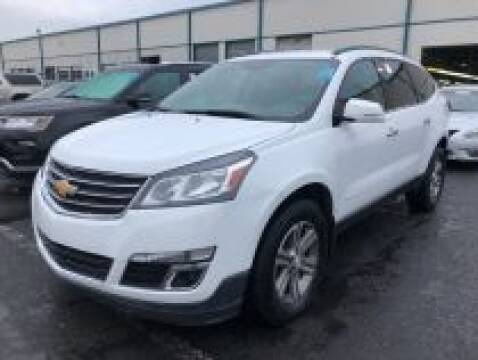 2016 Chevrolet Traverse for sale at Adams Auto Group Inc. in Charlotte NC