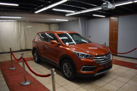 2017 Hyundai Santa Fe Sport for sale at Adams Auto Group Inc. in Charlotte NC