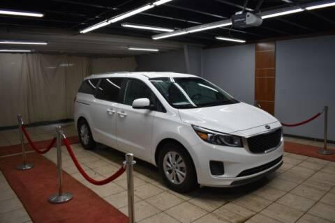 2017 Kia Sedona for sale at Adams Auto Group Inc. in Charlotte NC