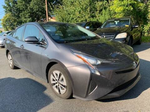 2017 Toyota Prius for sale at Adams Auto Group Inc. in Charlotte NC