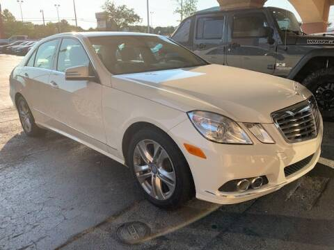 2011 Mercedes-Benz E-Class for sale at Adams Auto Group Inc. in Charlotte NC