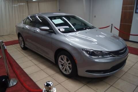 2017 Chrysler 200 for sale at Adams Auto Group Inc. in Charlotte NC