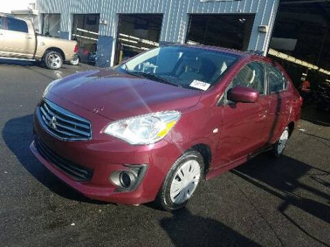 2018 Mitsubishi Mirage G4 for sale at Adams Auto Group Inc. in Charlotte NC