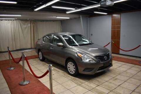 2016 Nissan Versa for sale at Adams Auto Group Inc. in Charlotte NC